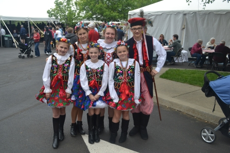 St. Adalbert's Dancers